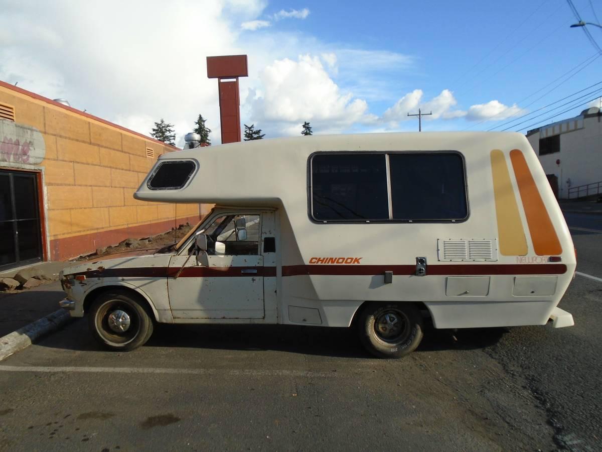 Motorhomes for sale seattle