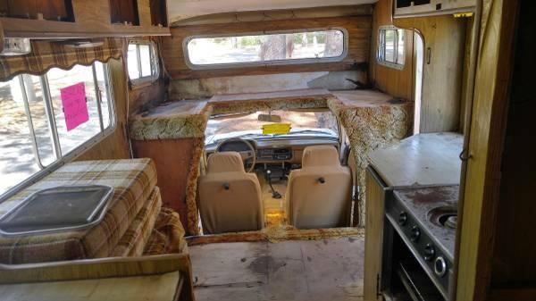 1980 Toyota Huntsman Motorhome For Sale in Raleigh, NC