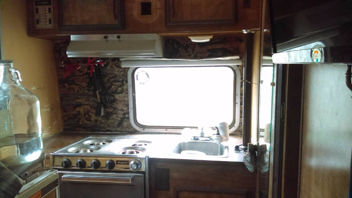 1983 Toyota Dolphin Motorhome For Sale In Monterey California