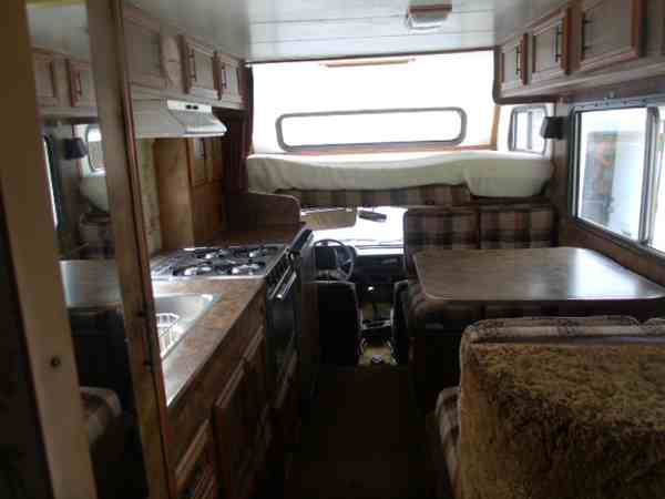 1983 Toyota Dolphin Motorhome For Sale in Pittsburg MO