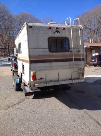 1984 Toyota Dolphin Motorhome For Sale in Uncasville, CT