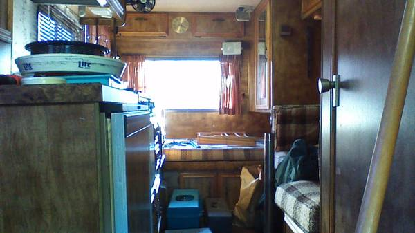 1984 Toyota Dolphin Motorhome For Sale in West Kingston ...