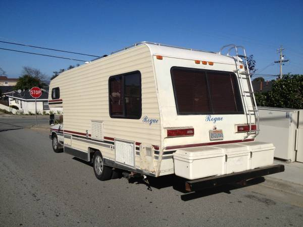 1985 Toyota Rogue 23ft R22 Motorhome For Sale In Seaside