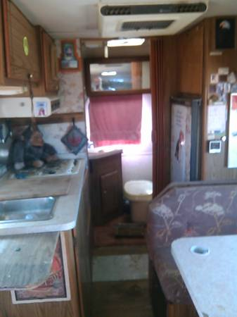 1986 Toyota Mini Winnie Motorhome For Sale in Deming, NM