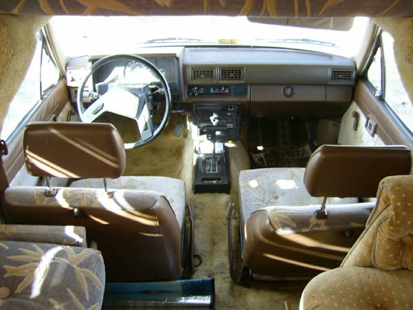 1986 Toyota Dolphin Motorhome For Sale in Falcon CO
