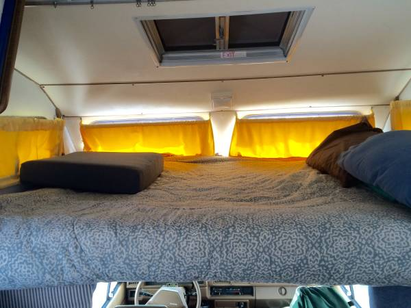 Rv For Sale Canada >> 1987 Toyota OdesseyMotorhome For Sale in Western Slope, CO