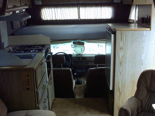 1987 Toyota Odyssey 21 Ft Motorhome For Sale In Bozeman