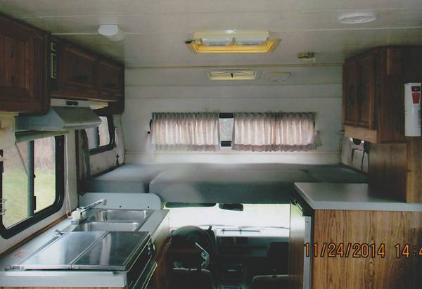1987 Toyota Dolphin Motorhome For Sale In Central Wisconsin Il