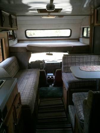 22re Engine For Sale >> 1987 Toyota Dolphin Motorhome For Sale in Elberta AL