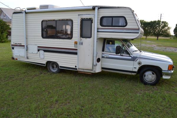 1987 Toyota Dolphin Motorhome For Sale in Foley, AL