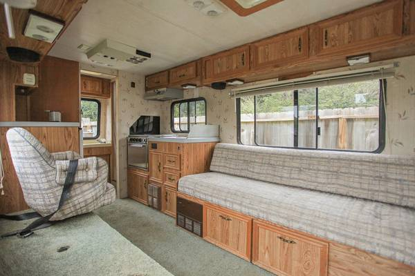 1987 Toyota Dolphin Motorhome For Sale in Mckinleyville ...