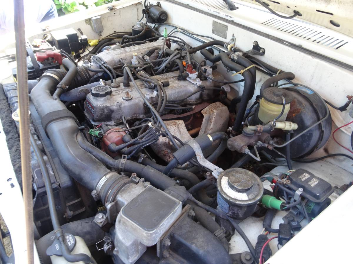 1988 Toyota Sea Breeze Motorhome For Sale In Bellingham Wa