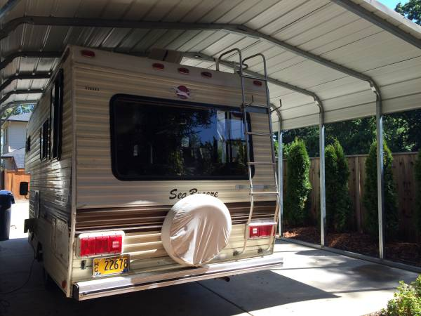 1989 Toyota Seabreeze Motorhome For Sale In Eugene Or