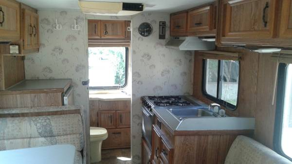 1990 Toyota Dolphin Motorhome For Sale in Chula Vista CA