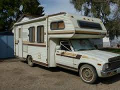 1981 Toyota Dolphin Motorhome For Sale in Farwell, Central ...