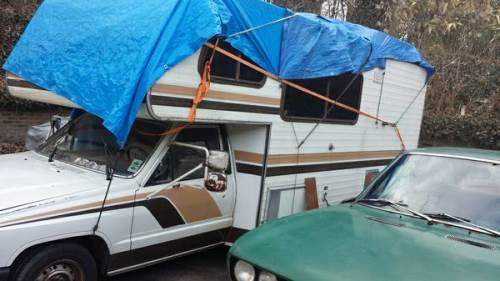 1985 Toyota Huntsman 21ft Motorhome For Sale In Knoxville