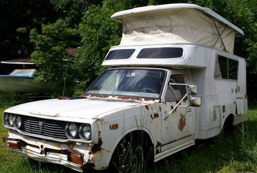 1977 Toyota Chinook 2.0 Motorhome For Sale in Lynchburg ...