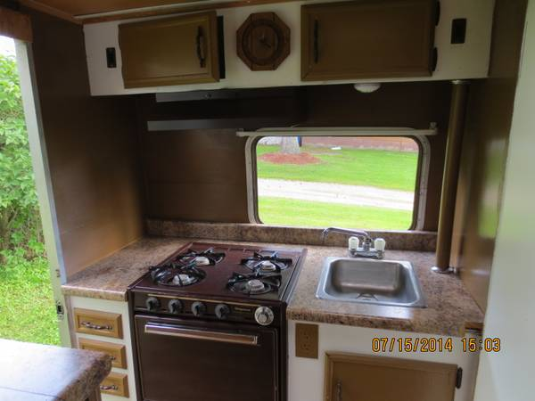 1982 Toyota Dolphin Camper Motorhome For Sale Grand Blanc