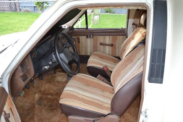 1985 Dodge Motorhome