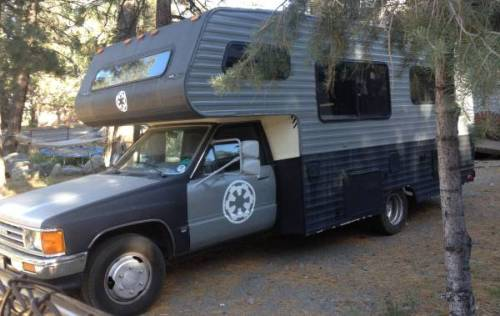 Toyota R22 For Sale >> 1985 Toyota Rogue 23FT R22 Motorhome For Sale in Seaside, California