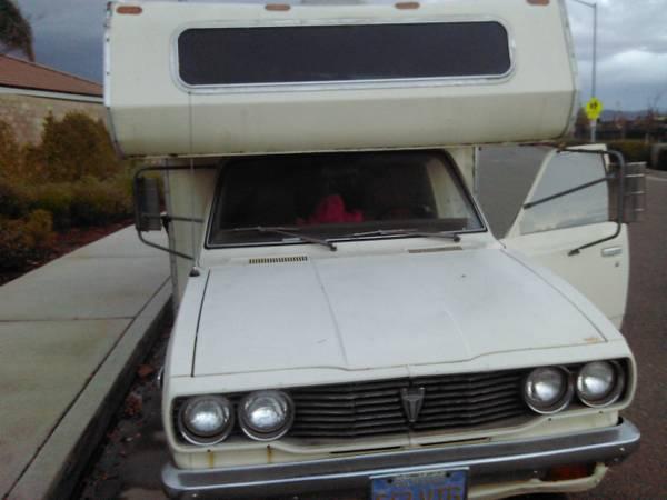 1978 Toyota Odyssey Motorhome For Sale In Santa Maria