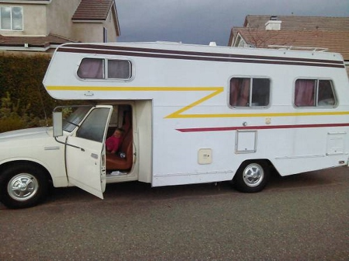 1978 Toyota Odyssey Motorhome For Sale in Santa Maria ...