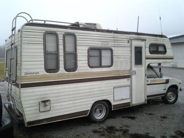 1981 Toyota Dolphin Motorhome For Sale in Decatur TN