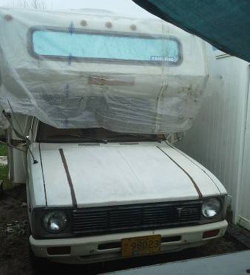 Used Toyota Campers For Sale: 1981 Toyota Odyssey Motorhome For Sale In Roseburg OR