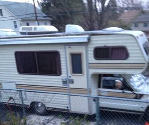 Used Toyota Campers For Sale: 1986 Toyota Coachmen Motorhome For Sale In Milton NY