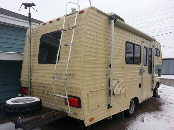 1989 Toyota Dolphin Motorhome For Sale in St. Cloud MN