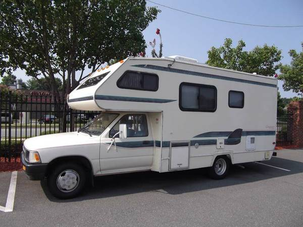 1992 Toyota Conquest Motorhome For Sale in Winston Salem NY