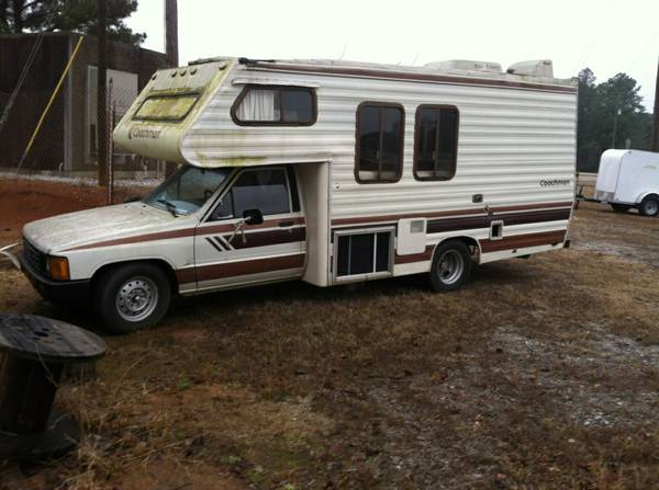 Toyota Fayetteville Nc >> 1984 Toyota Coachmen Motorhome For Sale in Corinth MS