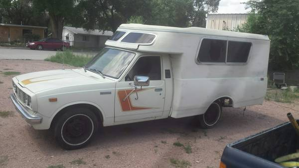 1977 Toyota Chinook Motorhome For Sale in Canon CO