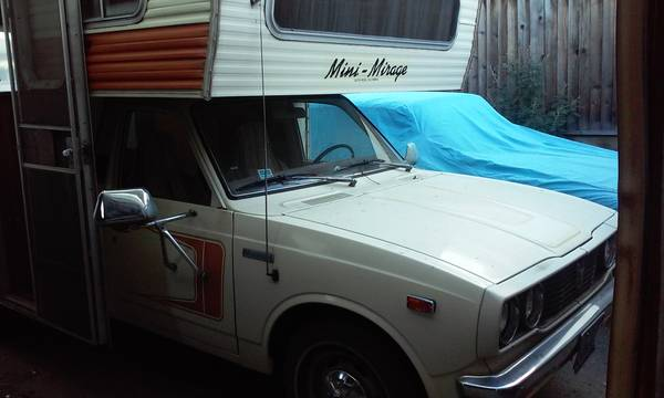 Toyota Mirage For Sale - Class C RV Classifieds North America