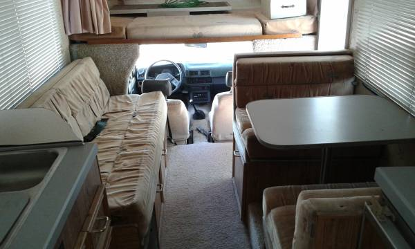 1988 Toyota Sea Breeze Motorhome For Sale In Casa Grande Az