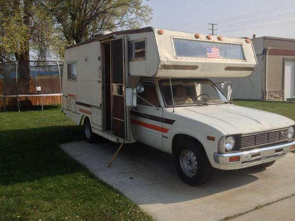 1980 Toyota Dolphin Motorhome For Sale in Nampa IL