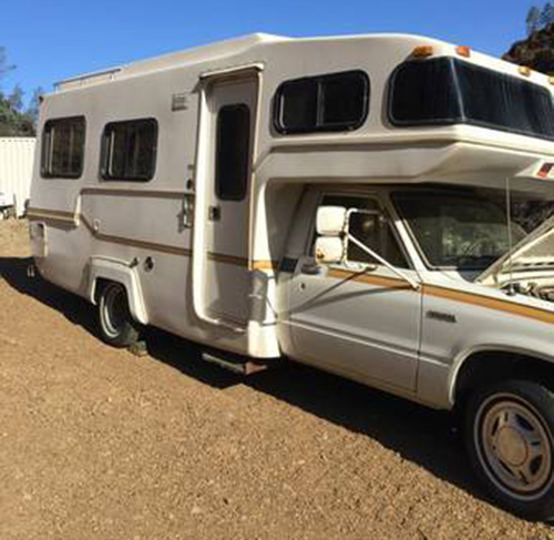 Toyota Bakersfield Ca: 1984 Toyota Sunrader Motorhome For Sale In Superior AZ