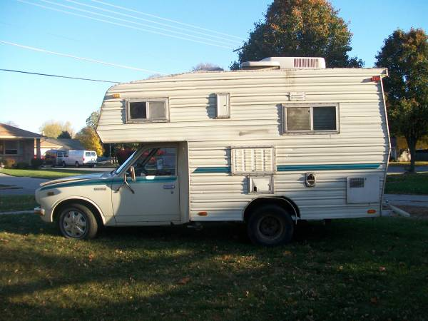 1979 Toyota Holiday Motorhome For Sale in Lincoln, NE