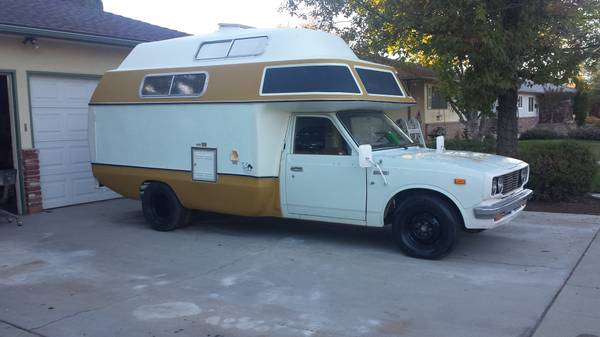 1986 Toyota Bandit Motorhome For Sale in Chicago, IL