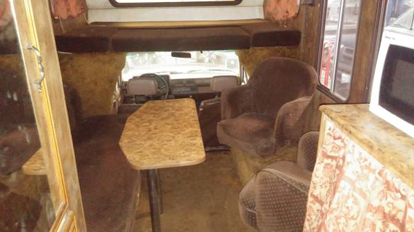1984 Toyota Dolphin Motorhome For Sale In Eugene Or