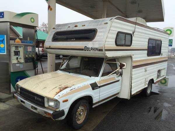 1986 Toyota Dolphin Motorhome For Sale In Columbia Sc