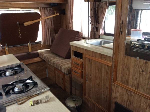 1985 Toyota Dolphin Motorhome For Sale In Laconia Nh