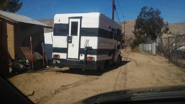 1977 Toyota Motorhome For Sale in Yucca Valley, CA