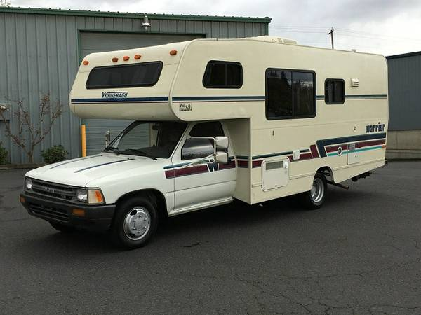 Ford Billings Mt >> Toyota Motorhome For Sale: Chinook, Dolphin, Sunrader ...
