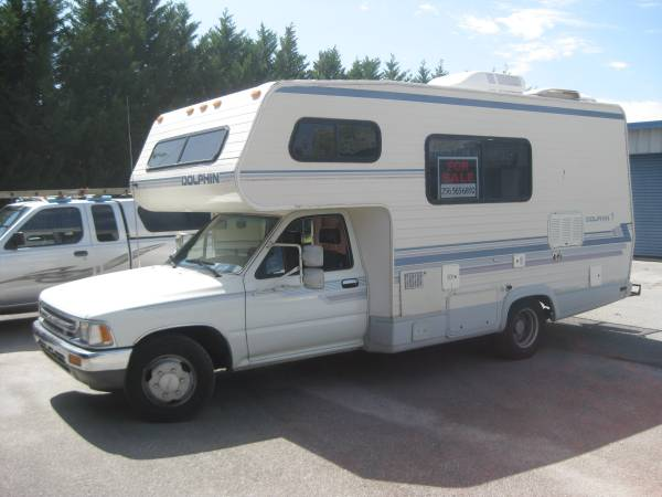 Toyota Motorhome (Class C RV) For Sale in Alabama