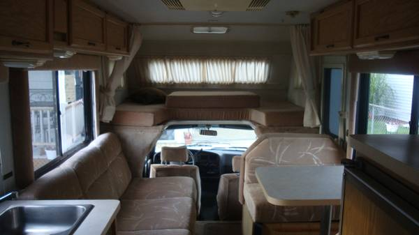 1991 Toyota Itasca Motorhome For Sale In Battle Creek Mi