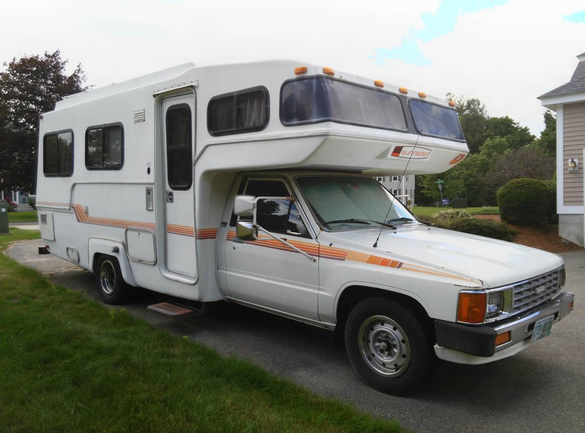 1986 Toyota Shasta Motorhome For Sale In Watertown Sd