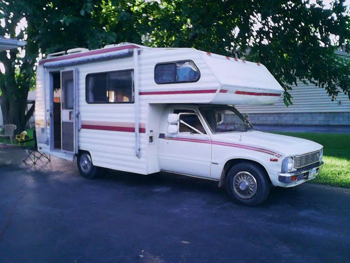 1980 Toyota Sunrader Motorhome For Sale In Findlay Ohio