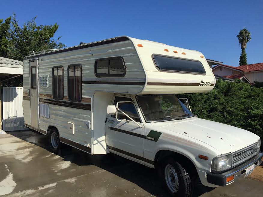 Toyota Of Lakewood >> 1983 Toyota Dolphin Motorhome For Sale in Placentia, CA