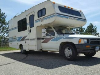 Campers For Sale In Mn >> Toyota Motorhome Class C Rv For Sale In Minnesota